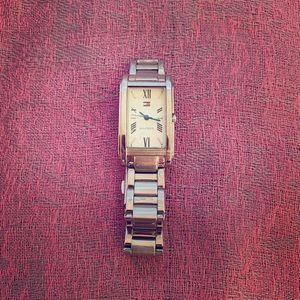 Vintage Tommy Hilfiger Tank Watch